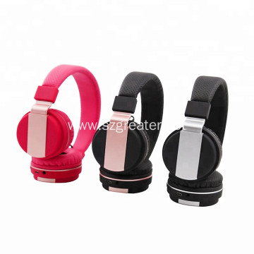 Wireless Bluetooth Music OverHead Headset
