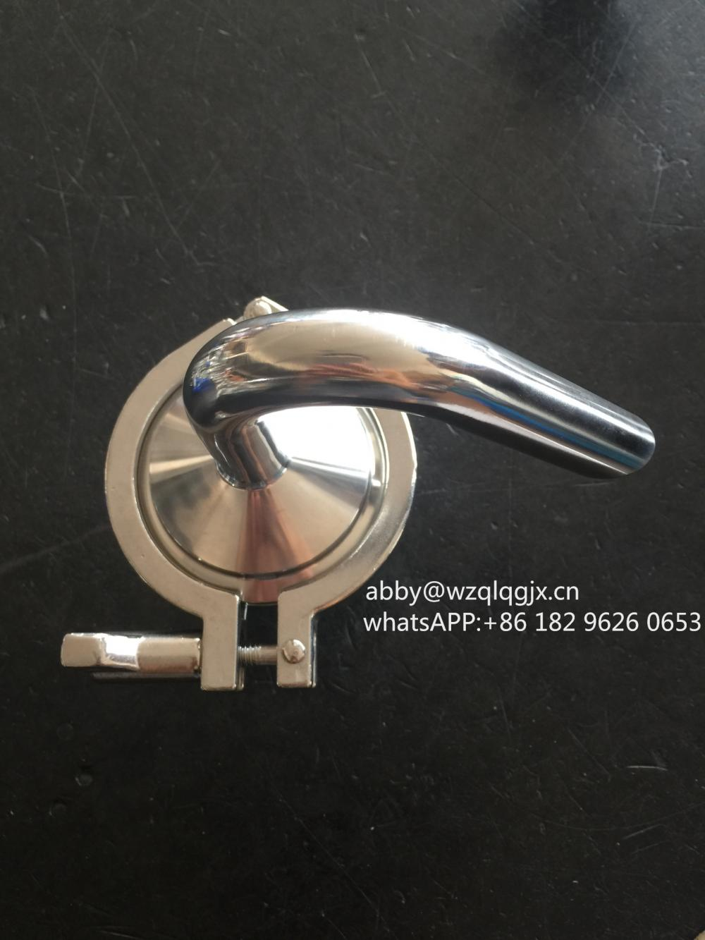 Nonstandard Stainless Steel Air Release Valve
