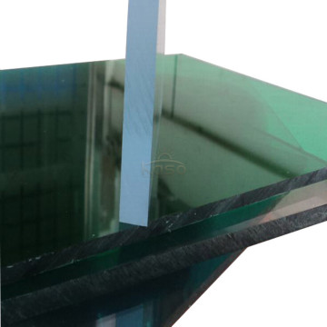 Rigid Polycarbonate Heat Resistant Thin Clear Plastic Sheet