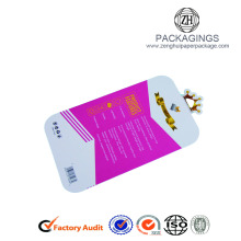 4C print cell phone case packakge box