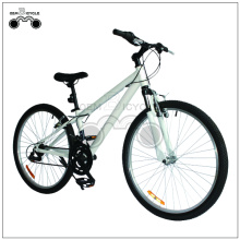 26 inch 21 speed white color women's mountain bike