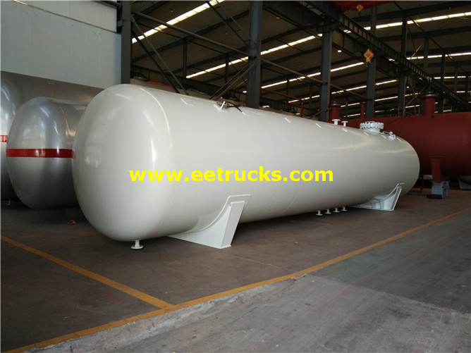 Aboveground LPG Storage Tanks