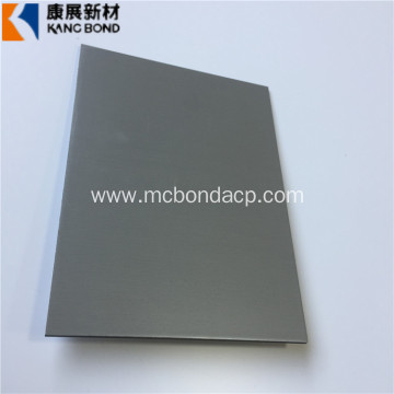 Wall Cladding PVDF Coating Decorative Wallboard Panels