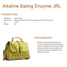 China for Enzymes For Leather Alkaline Bating Enzyme JRL supply to Austria Exporter