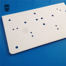 wearable insulating Al2O3 ceramic plate blank