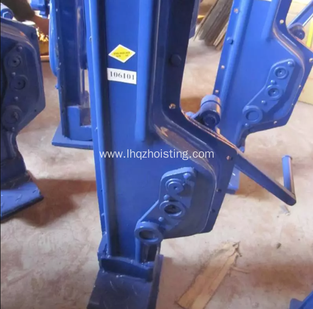 25 Ton Lifting Hydraulic Hand Mechanical Screw Jack