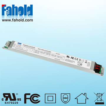 China for China Supplier of Linear Lighting Driver, Utra Slim Driver, Ul Dimmable Driver 80W Slim led driver constant current 1.8A supply to Portugal Manufacturer