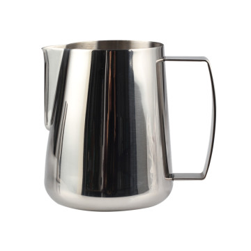 12 OZ Stainless Steel Milk Frother Pitcher