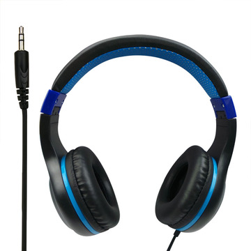 Leading for Bluetooth Stereo Headphones Custom Color Stereo Wired Adjustable Soft Earmuffs Headphone export to Greece Supplier