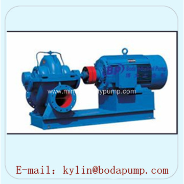 Double Suction Water Pump