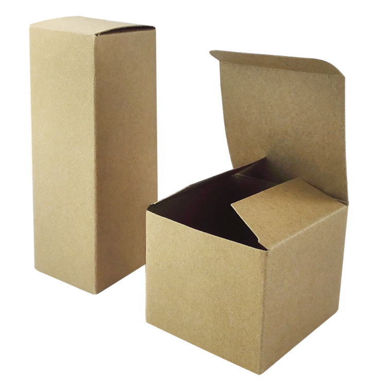Kraft Brown Paper Boxes