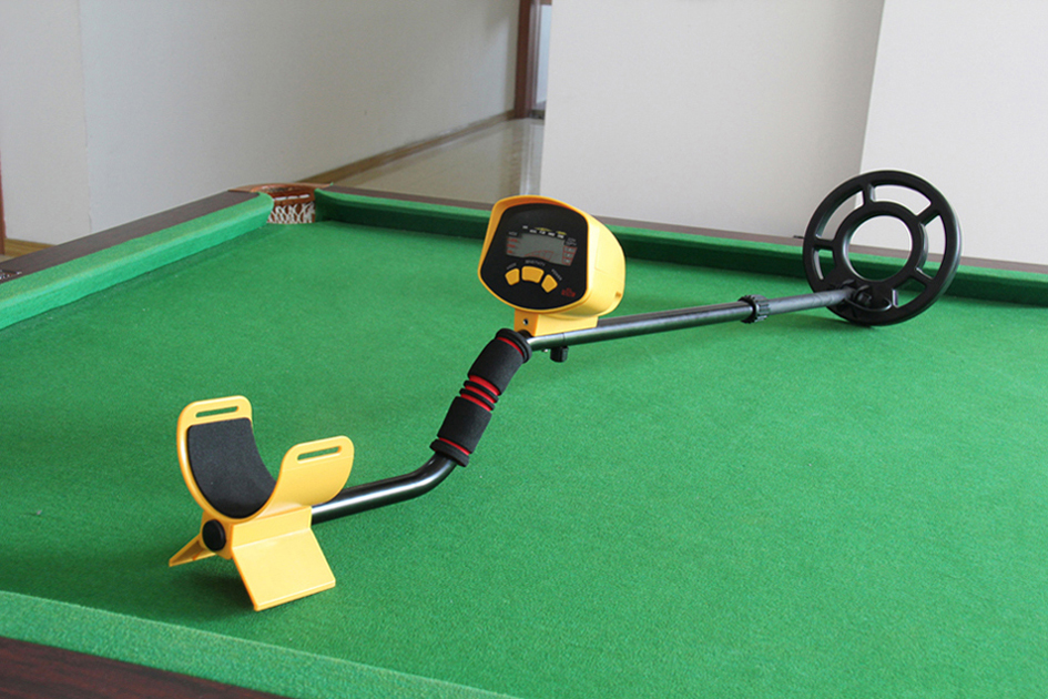 deep earth metal detector