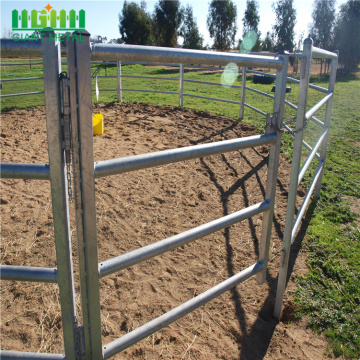 Anping Factory Livestock Metal Used Horse Fence Panels