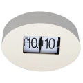 Small Egg-shape Flip Clock