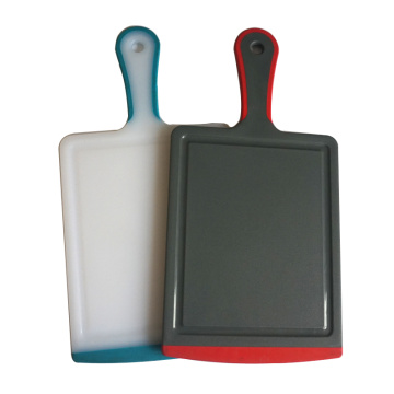 PP Cutting Board with Silicone Handle