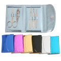 5pcs Pouch Packing Manicure Pedicure Set for Nail Care