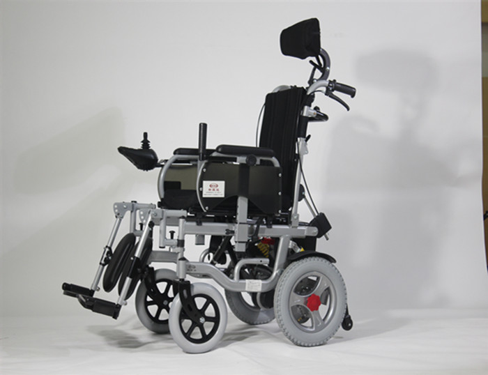 The multifunctional dynamoelectric wheelchair