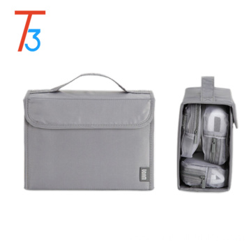 factory customize Promotional Hanging Travel tote Cosmetic Toiletry Pouch Bag men toiletry bag