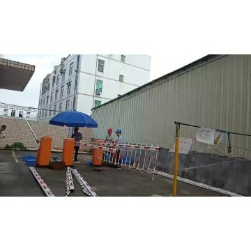 security boom barrier gate motor