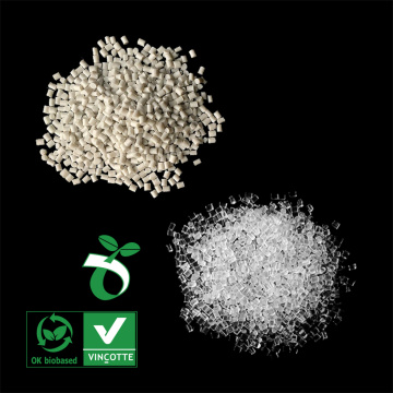 100% Raw Compostable granule/Colored Biodegradalbe granule