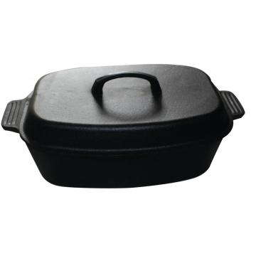 Cast iron cookware casseroles