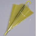 PVC Dome gift advertising transparent big size umbrella