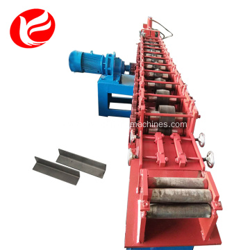 Pop C U V channel roll forming machine