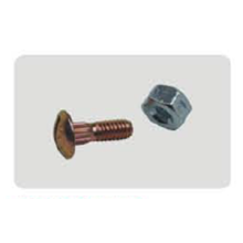Original Factory for Case IH CornHead Parts 86507777 850716 Bolt With Nut supply to Bahamas Manufacturers