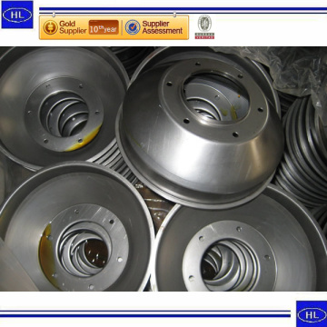 Professional China for Steel Part Alfa Laval Seperator Spare Parts Stamping Bowl export to Andorra Factories