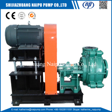 4 inches Rubber Pump for Acid Solid Slurry
