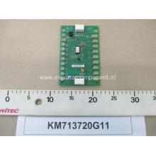 KONE Lift LCECOB Board KM713720G11