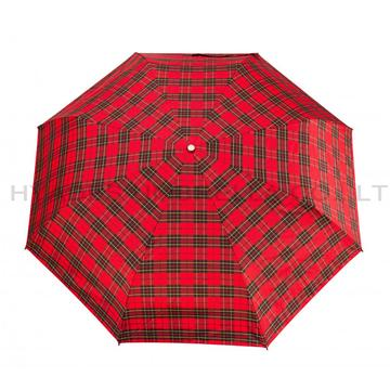 Folding umbrella carry on