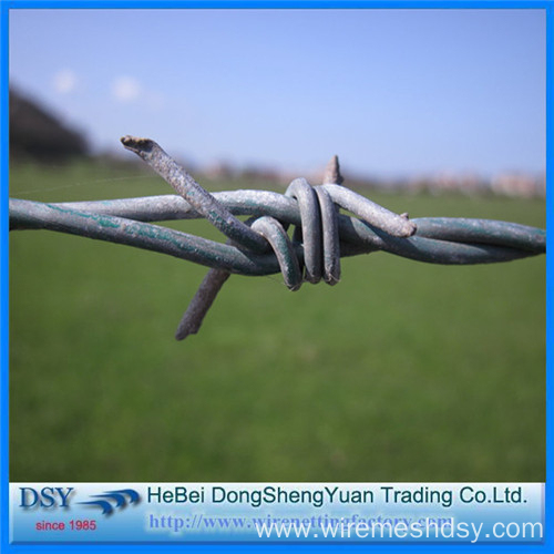 Top Quality Barbed Iron Wire