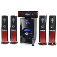 Best Quality for 5.1 Speaker 5.1 ch multimedia pa speaker system supply to Poland Wholesale