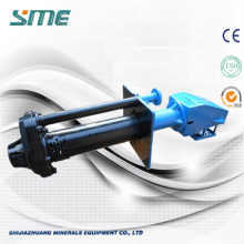 Low Speed,High Head Capability Rubber Sump Pump