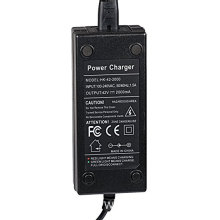China Professional Supplier for Charger For Electric Scooter Battery Charger For Self Balancing Scooter and Hoverboard supply to Venezuela Exporter