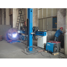 Automatic Welding Column and Boom For Medium