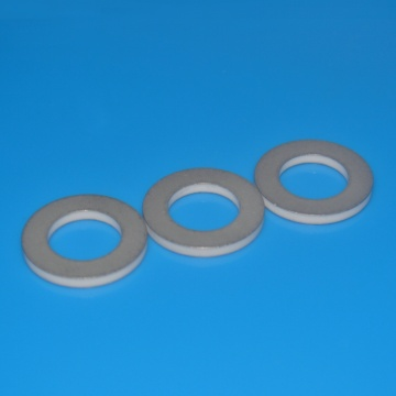 I-Industrial Customized Metallized Alumina Ceramic Washer