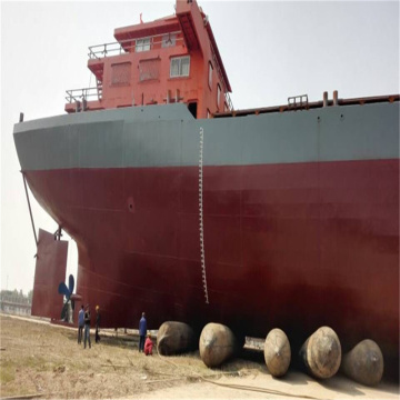 High Air - press Inflatable Ship Launching Airbag