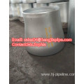 EN10253 butt weld pipe fittings concentric reducer