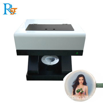 Leading for China Coffee Printer,Digital Coffe Printer,6 Cups Coffee Printer,Automatic Coffee Printer Manufacturer and Supplier wifi support edilbe latte coffee printer supply to Nepal Supplier