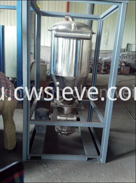 Vacuum Feeder Conveyor