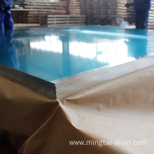 Preferred 4x8 5083 Aluminum Sheet for car body