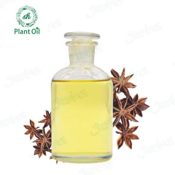 pure natural star anise oil for food flavor