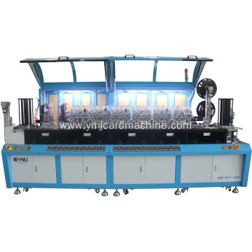 Full Auto Smart Card Embedding Production Equipment