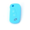 Cheap custom ford silicone key cover