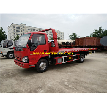 ISUZU 5 Ton Car Carrier Tow Trucks