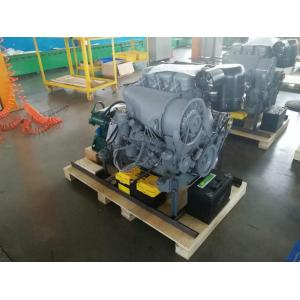 air cooled engine with gearbox for boat deutz f3l912