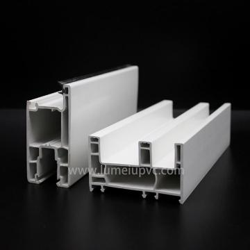 Plastic Sliding Window uPVC Profile