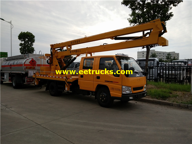 Telescopic Aerial Lift Trucks
